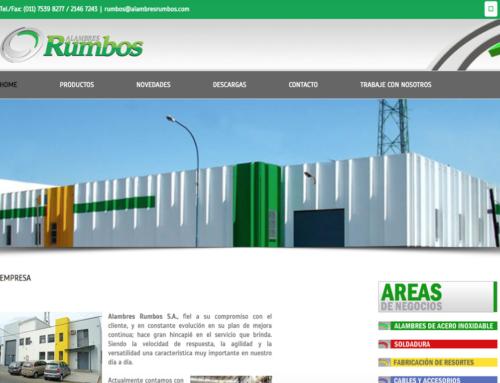 Cliente Alambres Rumbos SA