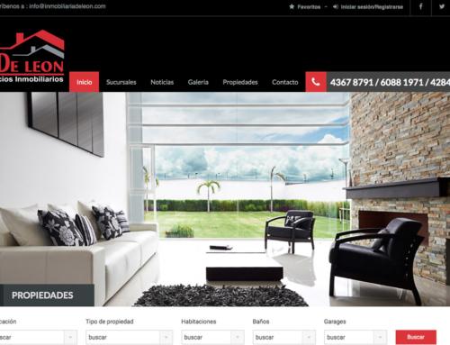 Cliente Inmobiliaria De León
