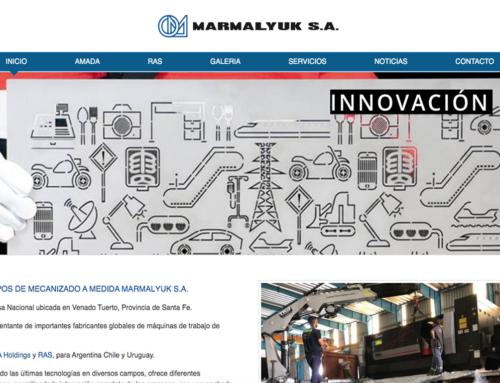 Cliente Marmalyuk SA