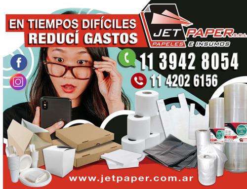 JetPaper – Cartel Vía Pública