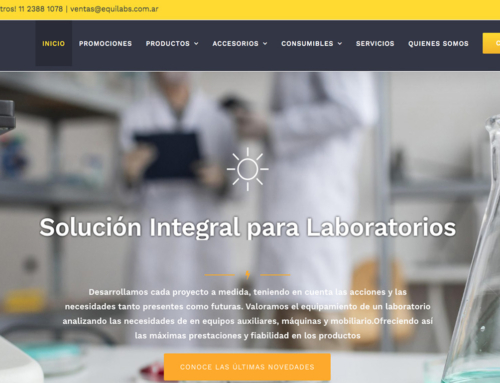 Cliente Equilabs